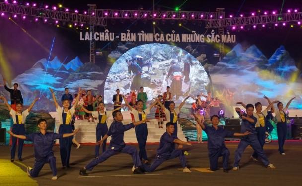 """Thư mời Tham gia sáng tác kịch bản chương trình nghệ thuật khai mạc  và chương trình Can na van lễ hội đường phố trong """"Tuần Du lịch - Văn hóa Lai Châu"""" năm 2021"""