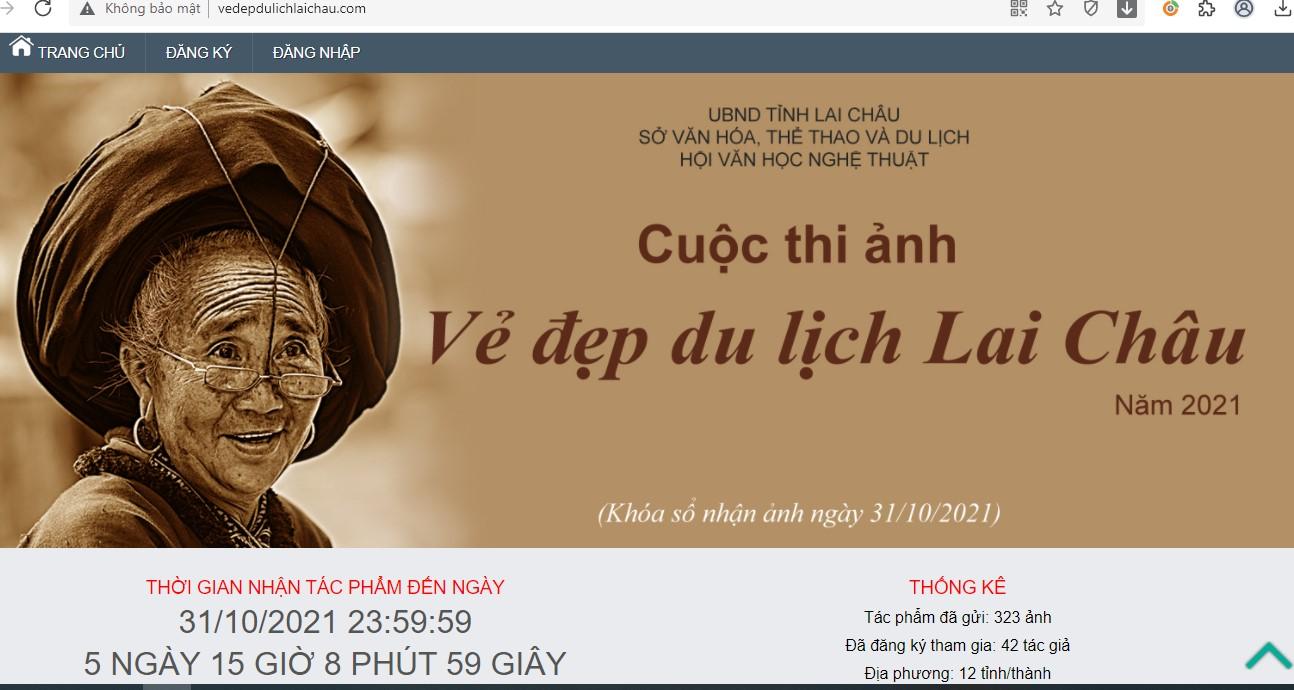 """Tham gia cuộc thi """"Vẻ đẹp Du lịch Lai Châu"""" năm 2021"""